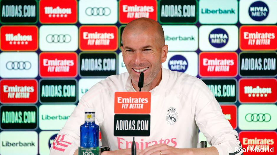 Zidane não joga a toalha pela temporada e segue em busca do título